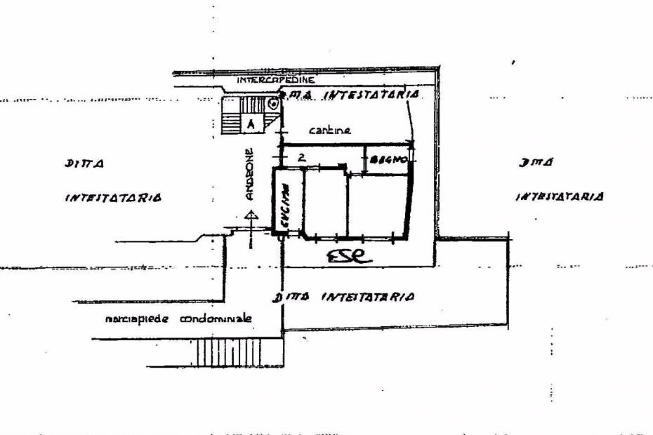 Sanremo vendita appartamento con posto auto di proprietà