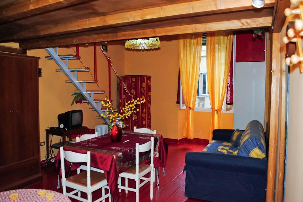 Sanremo vendita appartamento stile loft