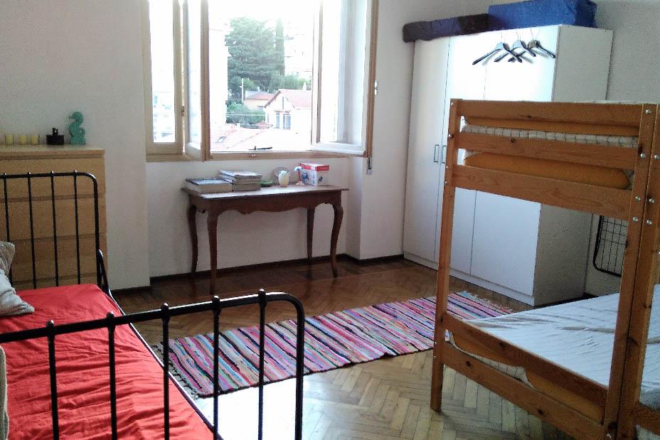Sanremo vendita appartamento centrale con bella vista