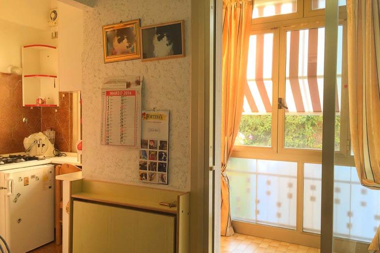 Sanremo appartamento collinare in vendita