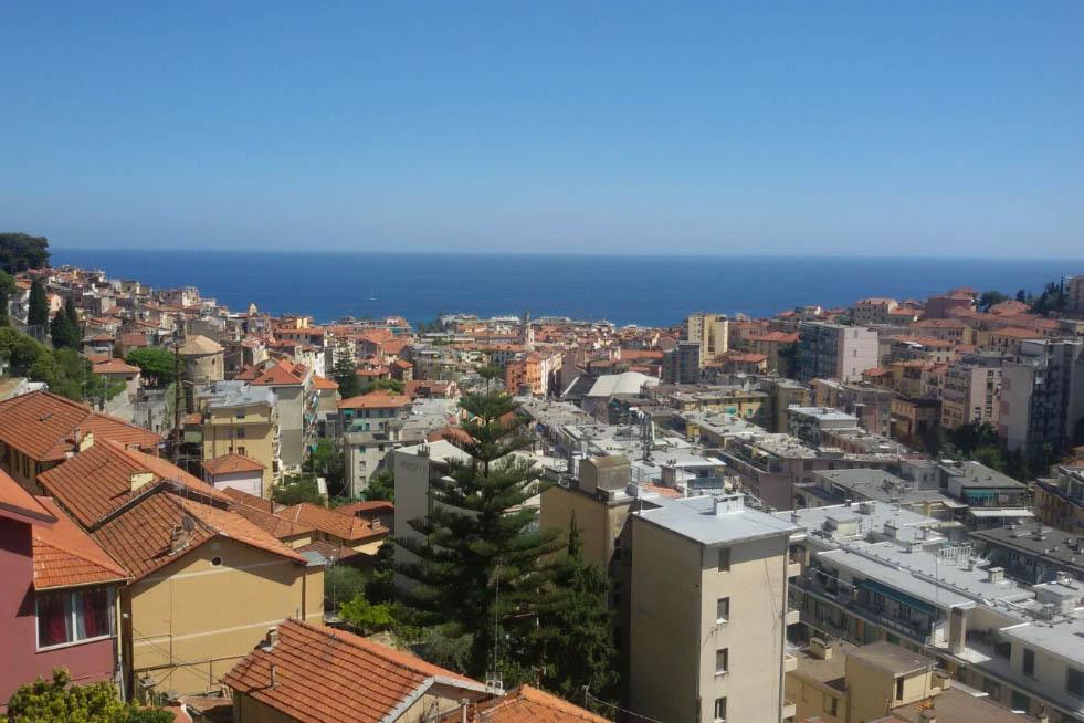 Sanremo appartamento in vendita con vista panoramica