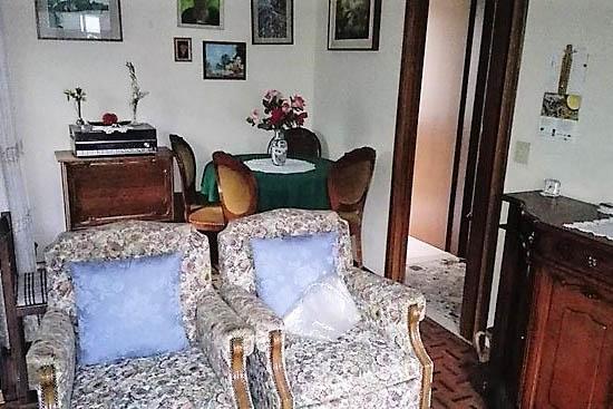 Sanremo: zona mercato vendita ampio appartamento con balcone