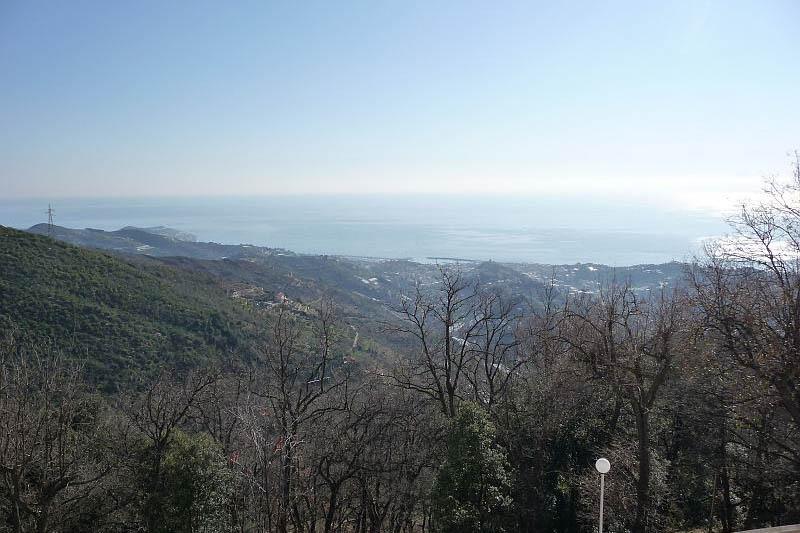 San Romolo appartamento in vendita a 13 km dal mare