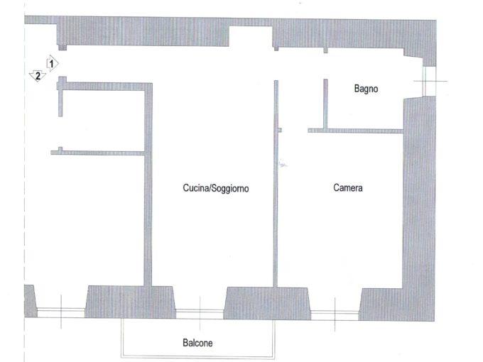 Sanremo Centralissimo, a 2 passi da Piazza Colombo, Bilocali di 50 mq circa, in fase di realizzazione