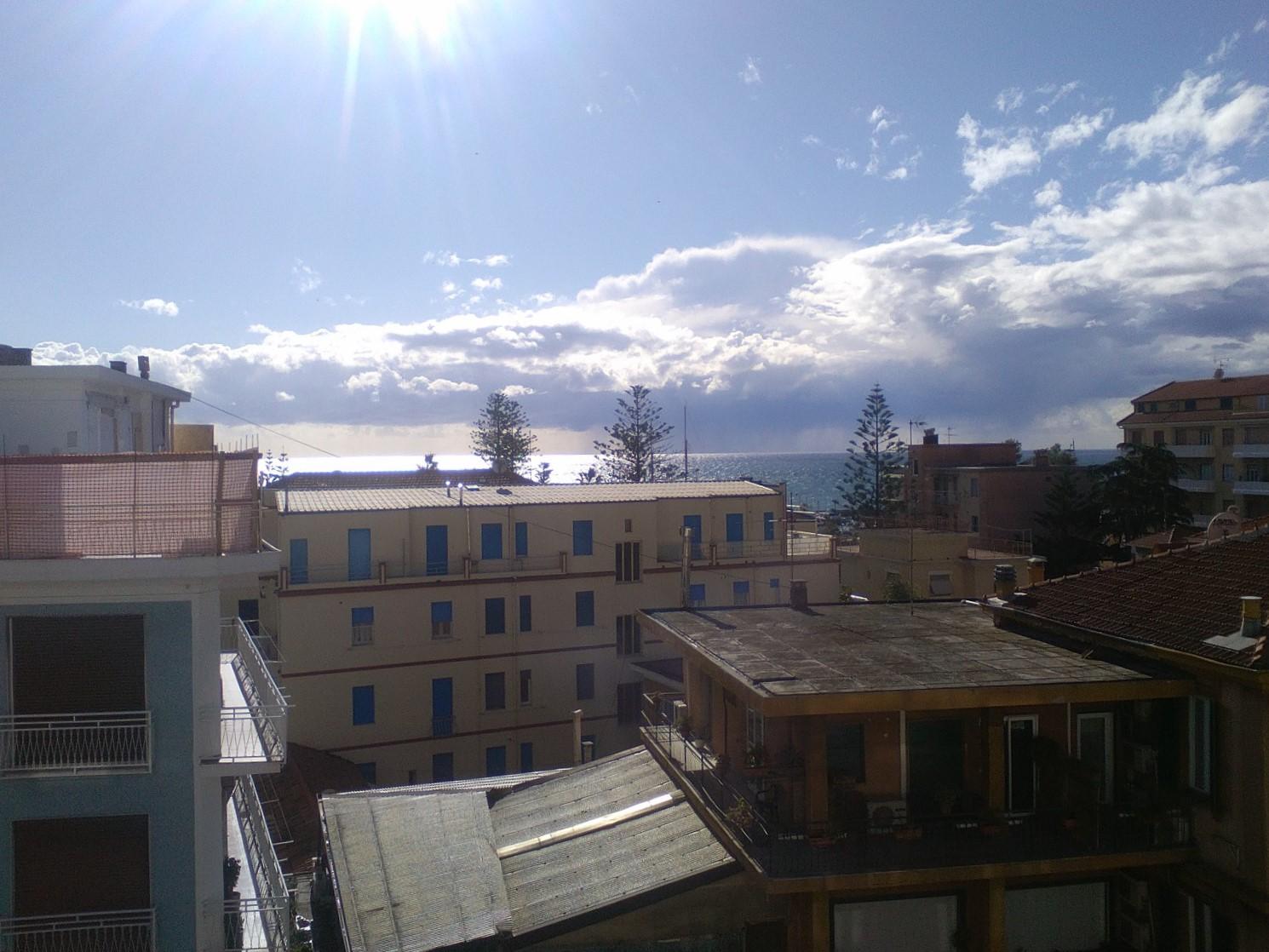Sanremo Zona San Martino vendita bilocale con vista mare