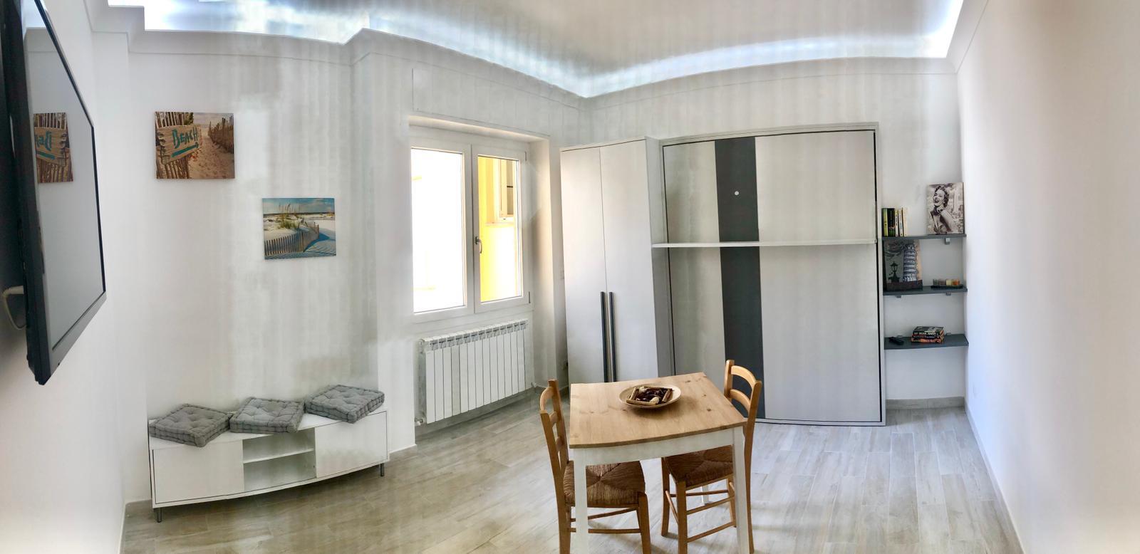 Sanremo, zona Foce, a pochi passi dal mare monolocale ristrutturato ed arredato
