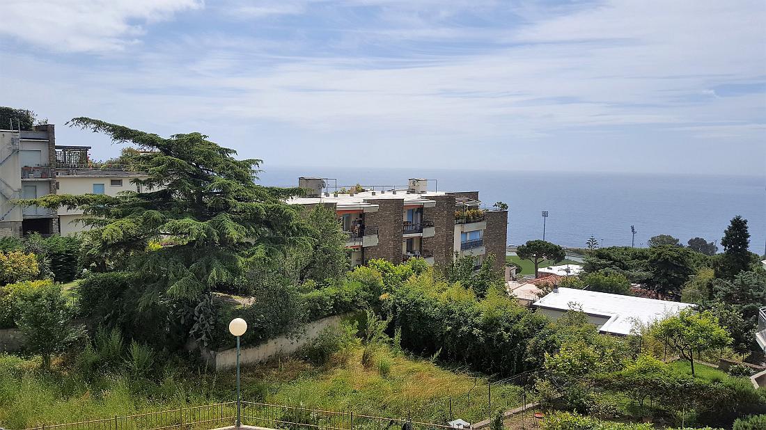 Sanremo, Via P.Semeria, bilocale con vista mare